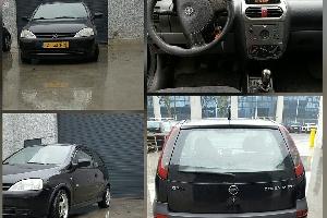 Opel Corsa 1.7 16V DTi Sport